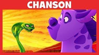 La Garde du Roi Lion - Chanson : Le grand méchant Kenge