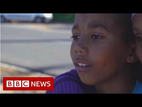 Cape Town - where eight people are murdered a day - BBC News