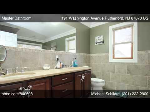 191 Washington Avenue Rutherford NJ 07070 - Michael Schilare - Liberty Realty  Hoboken