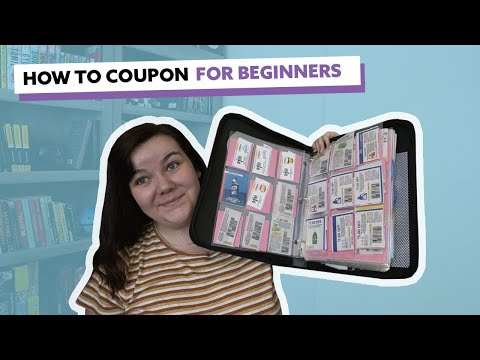 Couponing 101: How to Save Money and Learn to Coupon