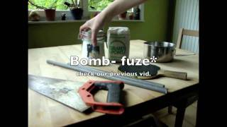 How To Make smoke bombs