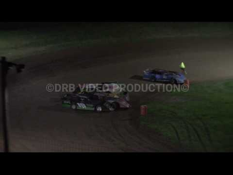 Hidden Valley Speedway $1000 Super Late Model Feature Including Pile-Up 5-11-19