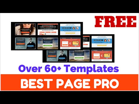 How to Create a Landing Page, Bestpagepro, Best Page Pro, Best ...