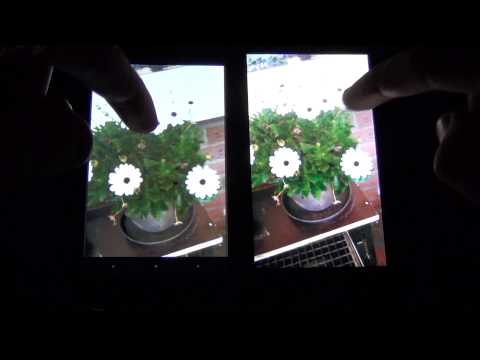 Nexus 4 vs. Sony Xperia Ion - Display