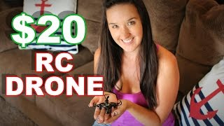$20 RC Drone Better than $500 RC Drone? FQ777-951C Mini Camera Quadcopter - TheRcSaylors(Is it possible for someone to have as much fun with a $20 RC Drone as a $500 RC Drone? Nate and Abby are here to find out with their new FQ777-951C MINI ..., 2016-09-03T20:30:00.000Z)