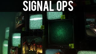Signal Ops - Gameplay / First Impressions - [PC/GoG/Steam]