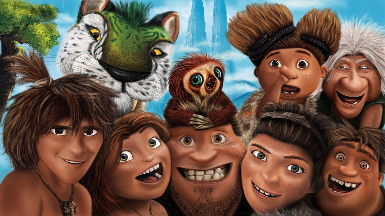 The croods speedpainting youtube voltagebd Choice Image
