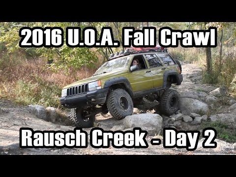 2016 U.O.A. Rausch Creek Fall Crawl Day 2