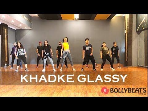 Khadke Glassy - Jabariya Jodi   CurlyGrooves   BollyBeats Fitness Choreography Ft. Rohit Sau