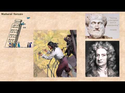 Life and discoveries of Galileo Galilei