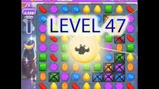 Candy Crush Owl Dreamworld Level 47