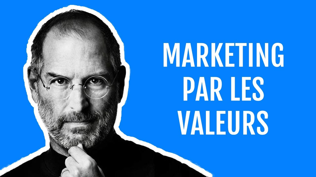 comment se distinguer de ses concurrents  selon steve jobs