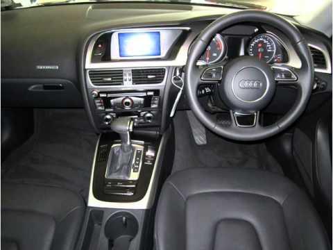 2013 AUDI A5 Sportback 2.0TFSI Quattro Auto For Sale On ...