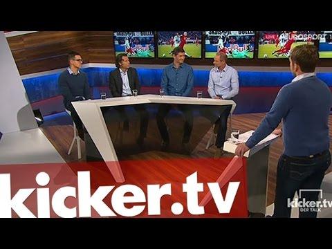 Der Fußball - Spiegelbild unserer Gesellschaft? - kicker.tv  - Der Talk - Folge 28 - #kickertalk
