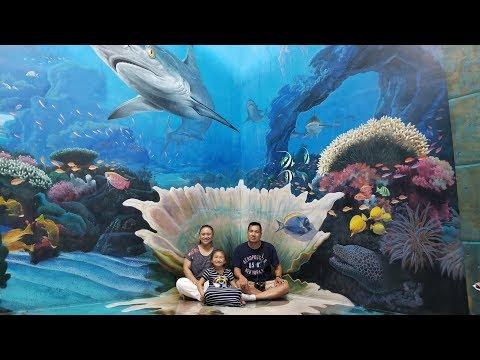 Art In Island 3D Museum Metro Manila, Philippines Slide Show Trip 8-1-2019
