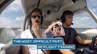 Learning To Land A Pląne Is NOT Easy| PA28