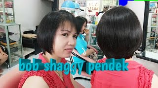 Potong Rambut Bob By Ali Salon Channel