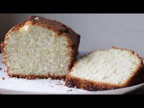 Coconut loaf cake coconut cake recipe