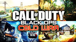 Black Ops Cold War Multiplayer Maps Leaked! Nuketown, Firing Range, Sumit & Jungle Return (COD 2020)
