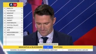 Arsenal v Man Utd! The FA Cup fourth round draw, 2018/19 (full)