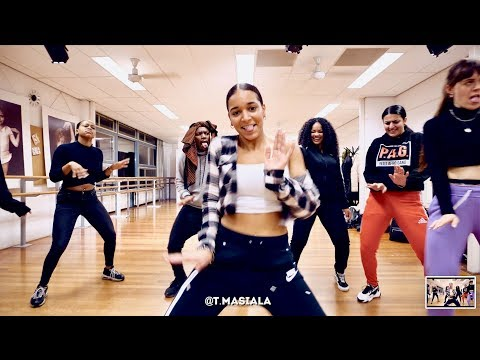 PETIT AFRO -  NYONGA || OFFICIAL DANCE VIDEO || VIDEO BY HRN || Afro Dance