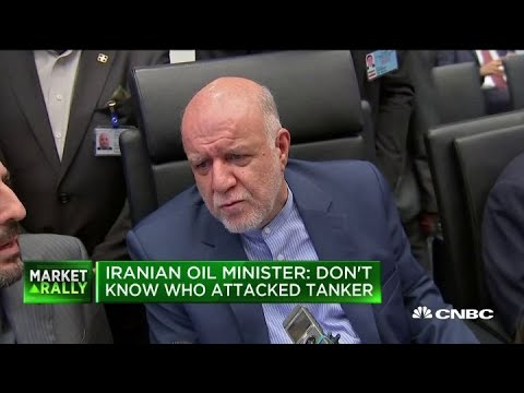 Iranian oil minister: Not ready to talk with the US