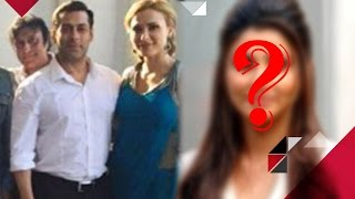 which actress is unaware about salman khan iulia vantur s wedding   bollywood news