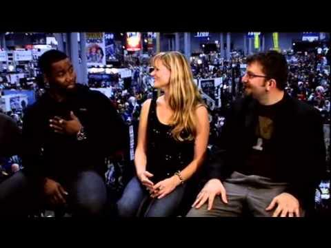 MICHAEL JAI WHITE @ NYCC 2011 - Uncut: Black Dynamite & More