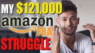 My Amazon FBA Sales Update (why its getting difficult again…)