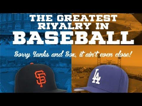 L.A. Dodgers Vs. S.F. Giants Opening Day Rivalry Renewed By:Joseph Armendariz