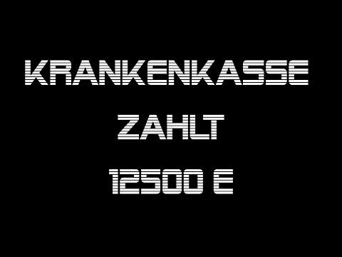 #Krankenkasse zahlt #12500 € , Dr Bodo Schiffmann