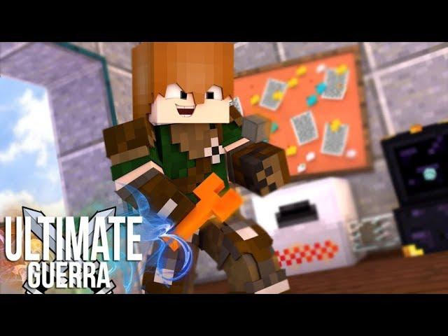 Minecraft: ULTIMATE GUERRA - A FABRICA INDESTRUTÍVEL!!! ‹ SERTIP › #03