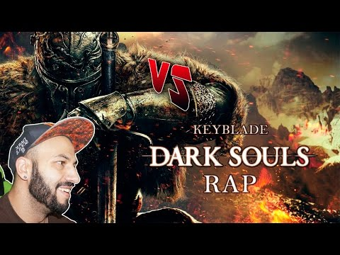 DARK SOULS RAP - Alabado Sea El Sol | Keyblade | Video Reacción