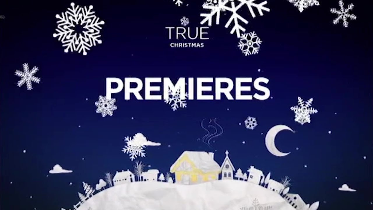 True Christmas UK Continuity and Ident 2017 - YouTube