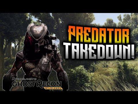 Ghost Recon Wildlands - Predator Takedown!
