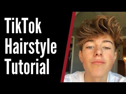 TikTok Hairstyle Tutorial - TheSalonGuy thumbnail