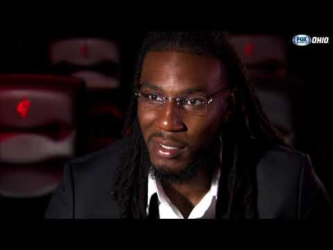 New member of Cavs Jae Crowder sits down for 1-on-1 interview with Allie Clifton