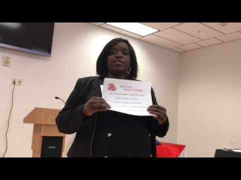 Attorney Mala Blegay on Liberian Immigration