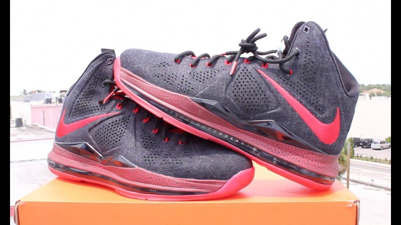 separation shoes 53f90 47a79 Nike Lebron 10