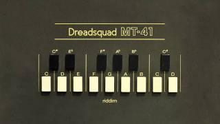 Blackout JA & Dreadsquad - Notion of self (MT-41 Riddim / Bonus track)