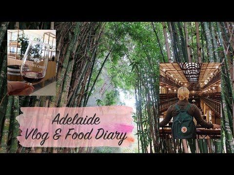 3 Days ADELAIDE Vlog & FoodDiary