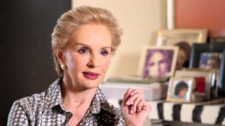 Carolina Herrera Interview on Bridal Fashion and Handbags | Four Seasons Magazine