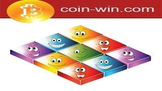 Coin-Win - обзор крана. Посещая один раз в час есть возможность получить до 10 млн. сатоши.
