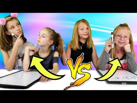 Who Knows Francesca Better?!? SISTER vs COUSINS