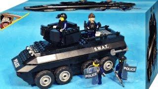옥스포드 SWAT 타운 장갑차 경찰 스와트 조립 리뷰 Oxford town s.w.a.t Armored Car ST33318