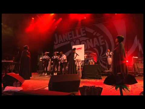 JANELLE MONAE Mushrooms & Roses