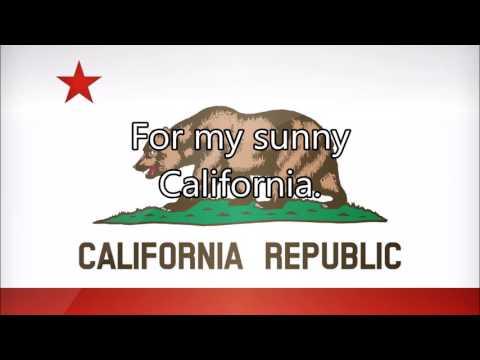 State Anthem of California -