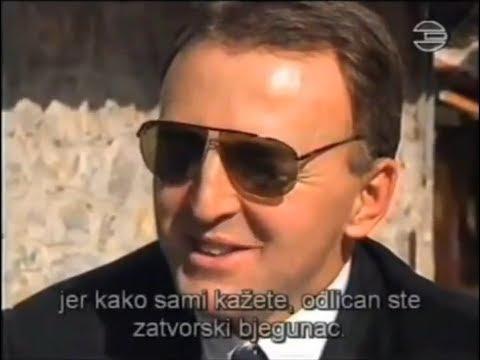 ŽELJKO RAŽNATOVIĆ ARKAN - BEST OF - NAJBOLJE IZJAVE