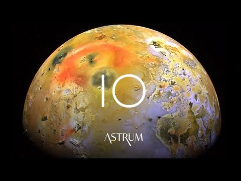 Our Solar System's Moons: Io