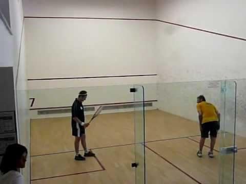 Squash - Power Vs Rocca 2010 June